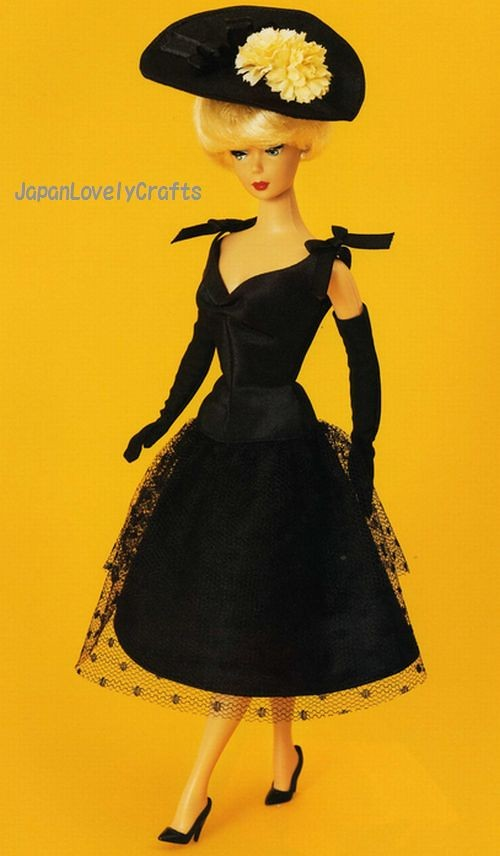 STYLEBOOK OF DOLLS DRESS BY KATE MITSUBACHI JAPANESE HANDMADE SEWING ...