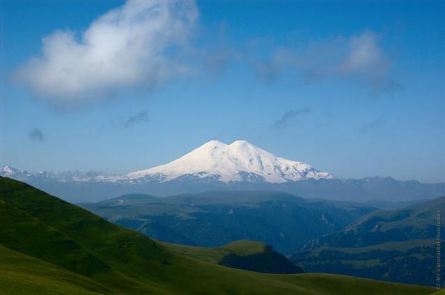 montaña más alta de Europa