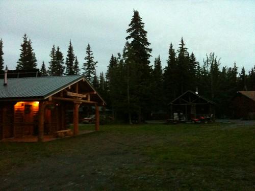 Red Eagle Lodge around 2:30am