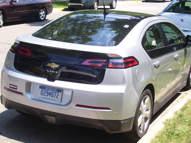 Chevy Volt Advantages and Disadvantages http://www.flickr.com/photos/25173311@N00/4779476297/