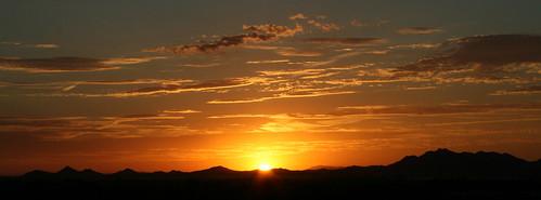 sunset arizona phoenix