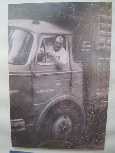 camió Nazar de l'empresa TRANSPORTS OLIVERAS de Sarrià de Ter (Gironès)