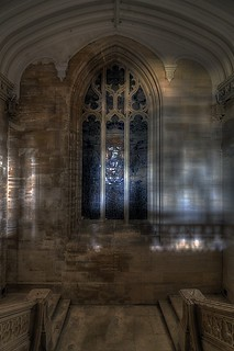 The Grand Staircase Window