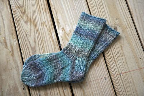 Second Pair of Socks