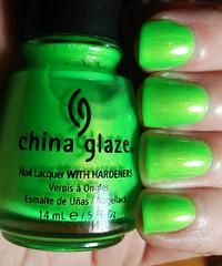 China Glaze Limonyte