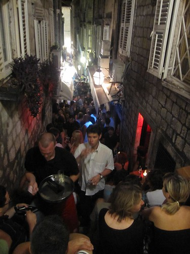Dubrovnik - Alley Party