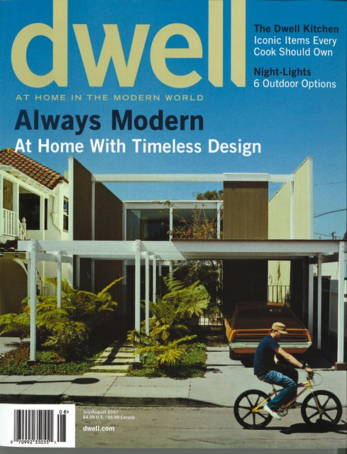 Clocky in Dwell