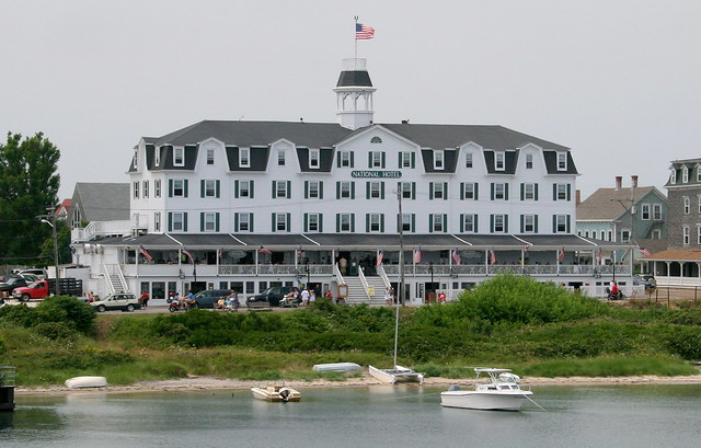 National Hotel Block Island Camera
