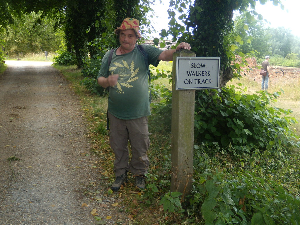 My sign Kelvedon circular