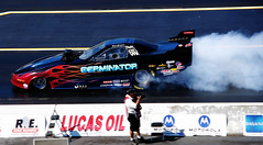 open-wheel car(0.0), indycar series(0.0), formula one(0.0), formula one car(0.0), race car(1.0), auto racing(1.0), automobile(1.0), racing(1.0), sport venue(1.0), vehicle(1.0), sports(1.0), performance car(1.0), race(1.0), automotive design(1.0), race of champions(1.0), motorsport(1.0), drag racing(1.0), race track(1.0), supercar(1.0), sports car(1.0),
