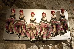 The marionette museum atop Hohensalzburg