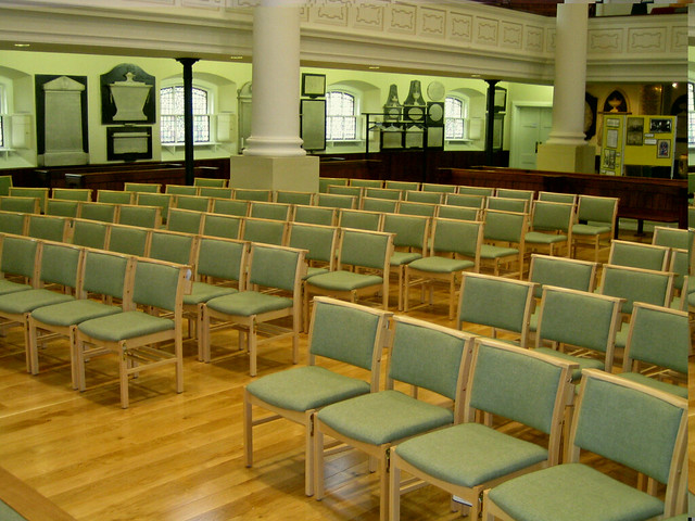 St Swithun's, Bath Chairs