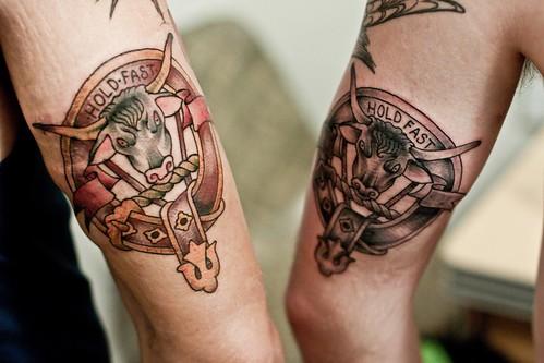 Bull Tattoos