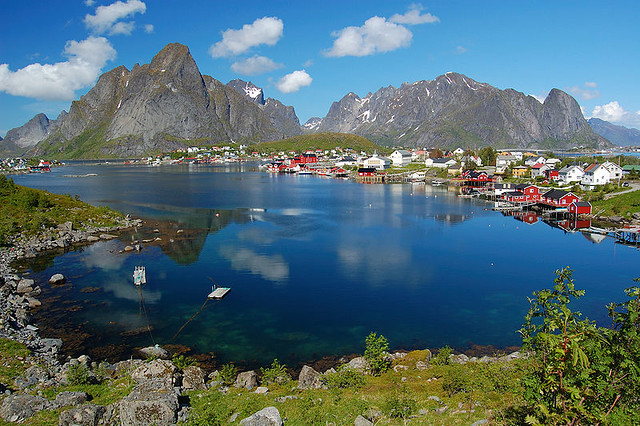 norway, reine, lofoten