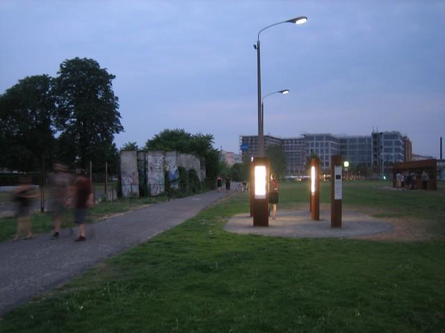 Berlin Wall Memorial Park