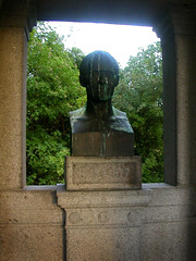 Bust: Pierre-Simon Laplace