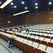 Convention center plenary hall
