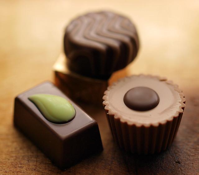 Swiss Chocolate by flickr user hozinja