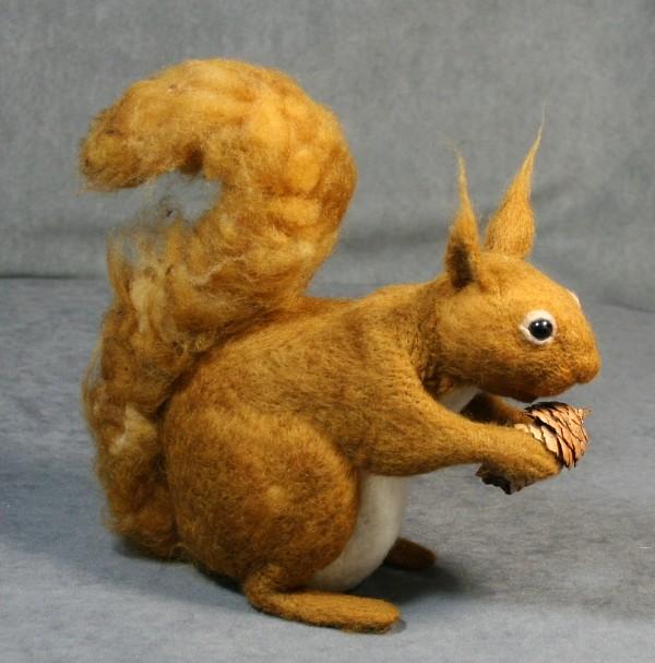 Squirrel - take two
