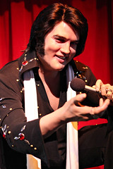 Wax Series: Chunky Elvis
