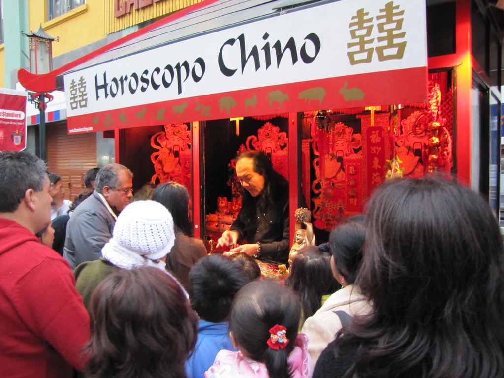 china town lima peru
