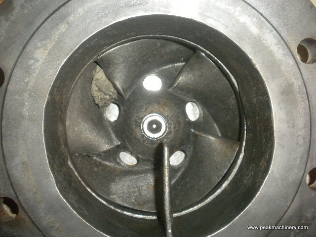 Ahlstrom Pump APT42-6_RT115_2 | Ahlstrom model APT 42-6 ** A