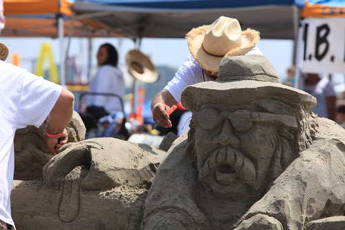 U.S. Open Sandcastle Competition