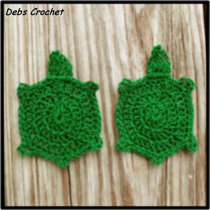 Applique Stars - Free Crochet Pattern :