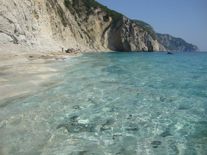 paradise beach-corfu | infected  | Flickr