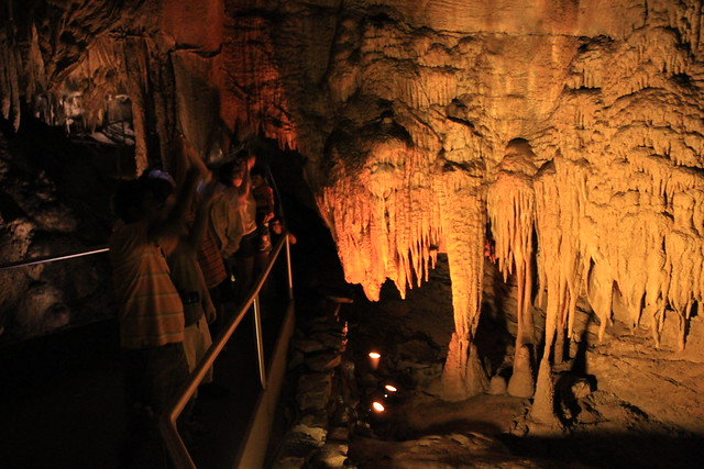 Mammoth Cave National Park by CC user daveynin on Flickr