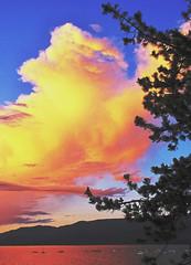 Lake Tahoe Light