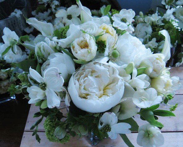 Nicolette Camille-White Flowers-Camille Styles Events