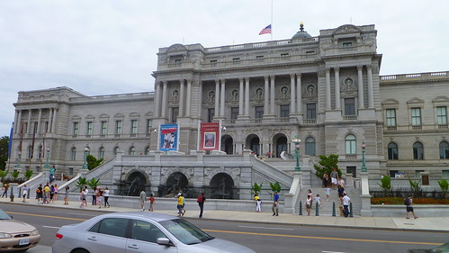 Library Of Congress Washington DC