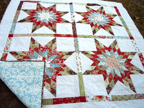 2010 My Wedding quilt