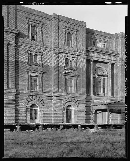 Charleston, Bennett's Rice Mill | Charleston, SC, originally ...