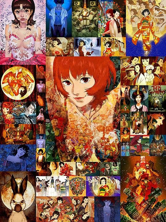 100825 - 日本動畫導演「今敏」因胰臟癌而在24日驟逝,劇場版《作夢機器》終成遺作,7000字遺書公開。 (1/2)