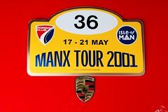 Porsche Club Meeting, Isle of Man 2001
