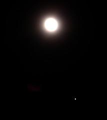 moon, lunar eclipse, moonlight, full moon, celestial event, midnight, astronomical object,
