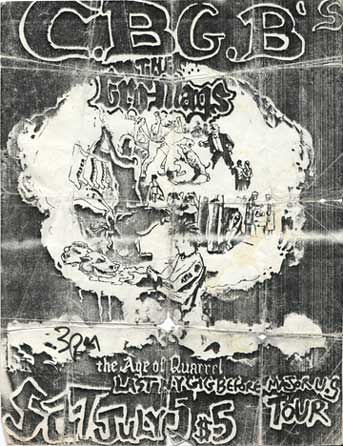 Hardcore Flyers 95