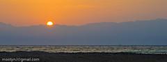 Sunrise over Jordan
