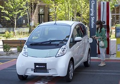 microvan(0.0), sedan(0.0), automobile(1.0), mitsubishi i miev(1.0), mitsubishi i(1.0), vehicle(1.0), mitsubishi(1.0), city car(1.0), land vehicle(1.0), electric vehicle(1.0), hatchback(1.0),