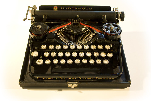 Underwood Standard Portable