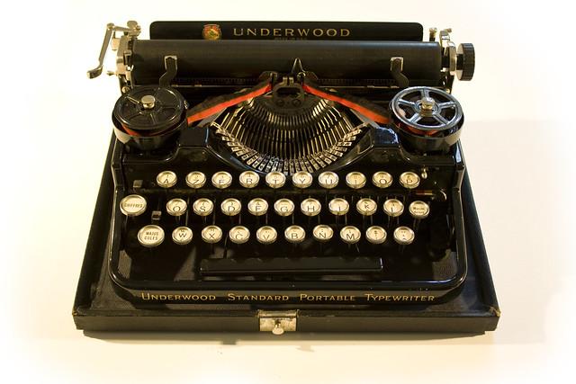 Underwood Standard Portable