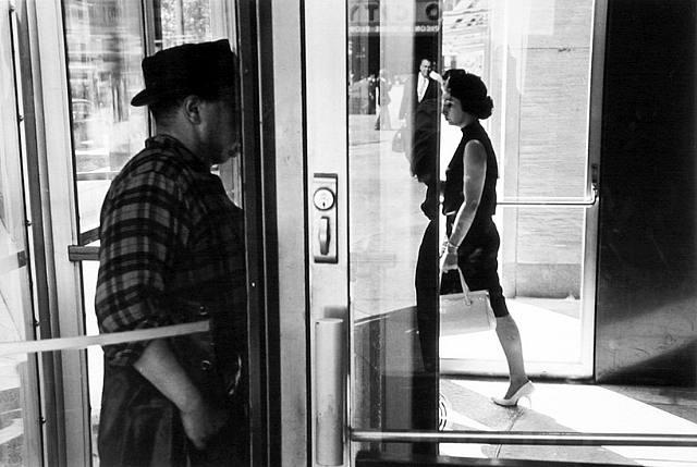 New York 1963, by Lee Friedlander