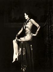Jean Ackerman - 1920s - Ziegfeld by Alfred Cheney Johnston