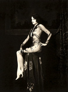 Jean Ackerman - 1920s - Ziegfeld by Alfred Cheney Johnston