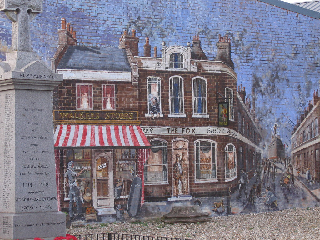 Brick Lane Music Hall Mural