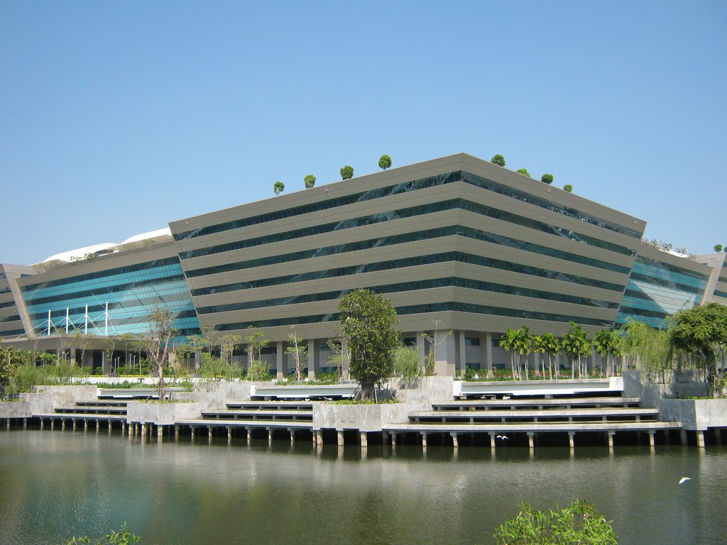 Thai Government Complex - Nonthaburi (Greater Bangkok)