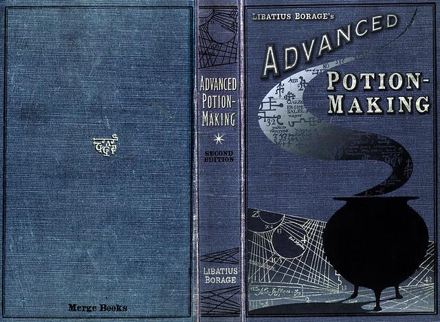 advanced potion making book pdf