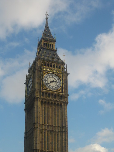 Big Ben picture by Flickr user tjuel